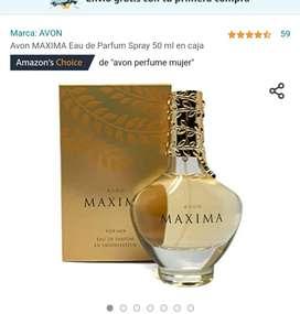Perfume spray mujer 50 ml AVON