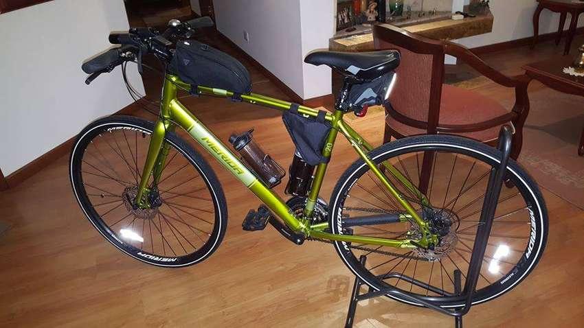 Bicicleta Merida Crossway Urban 20D 0