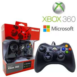 Control Xbox 360 y PC