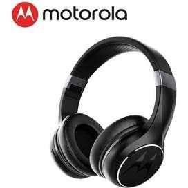 Audífono Motorola Escape 220 Bluetooth (23 Horas) Versión 2020 - Negro