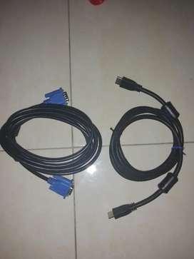 Cables hmi,bga y de todas las clases
