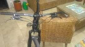 Bicicleta fusión