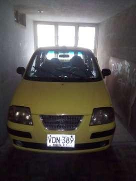 Taxi hyundai atos