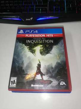 Dragon age inquisition físico ps4
