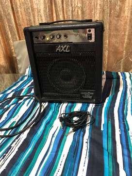 Amplificador AXL