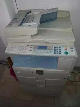 Vendo fotocopiadora ricoh 2500