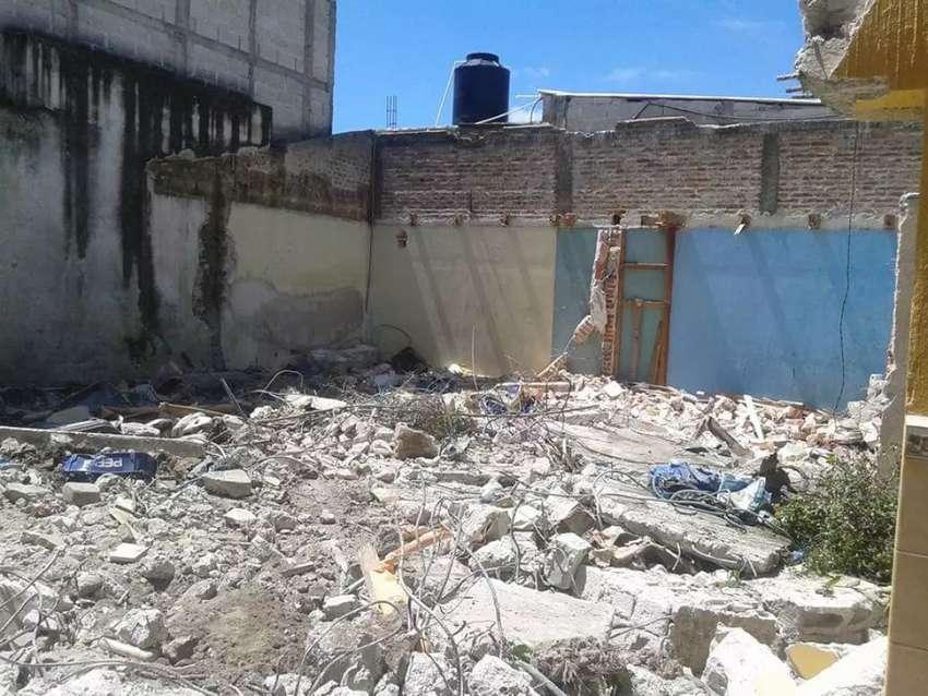 Demoliciones de casas y construcciones 0