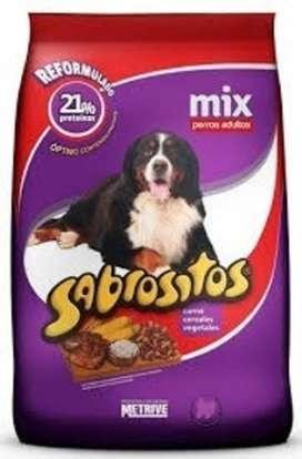 Alimento Para Perros Sabrositos a Domicilio Cordoba