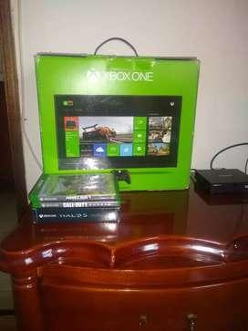 Xbox one primera generación usado