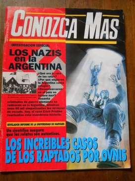 8 Revistas Conozca Mas Del Año 1994