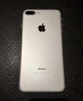Iphone 7plus como nuevo