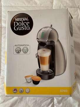 Cafetera Nescafe Dolce Gusto Genio