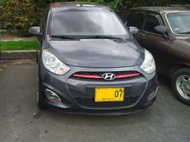 Hyundai I10 2012 listo para traspaso