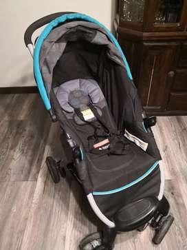 Coche para bebé Graco Click connect+ asiento para auto