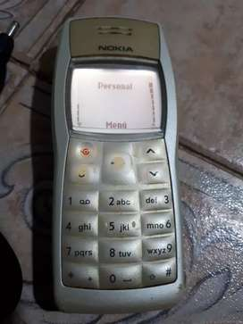 NOKIA 1100 PARA PERSONAL IMPECABLE