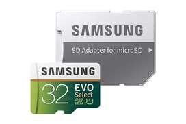 Tarjeta Memoria Samsung Microsd 32gb C10