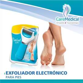 Velvet Exfoliador Electronico De Pies  - Ortopedia Care Medical