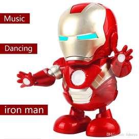 DANCE HERO , IRON MAN QUE BAILA