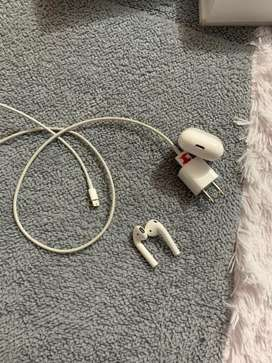 SOLO VENTA, vendo audifonos apple