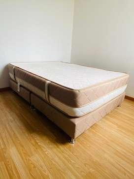Vendo base cama