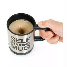 Mug Mezclador Acero Inoxidable