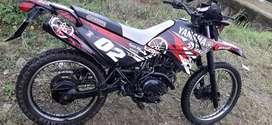 Yamaha xtz125 de oportunidad, en excelentes condiciones