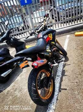 SUPERMOTARD TTX200