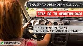 CLASES DE MANEJO NEUQUEN