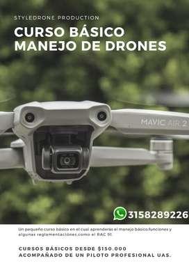 Clases de Drone Personalizadas.