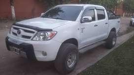 Hilux DX 4x2 DC 2008