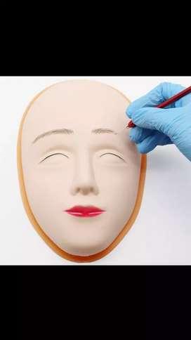 Entrenamiento tatuaje facial 5D