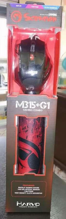 Mouse Marvo M315 Gaming