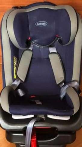 Silla de bebé para vehículo nueva