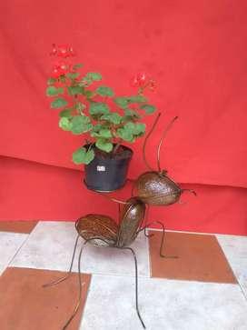 Hormigas decorativas en piedra trisiclos y mucho más para el jardín somos fabricantes