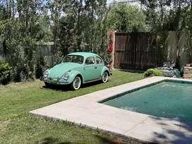 Escarabajo original. Muy buen estado