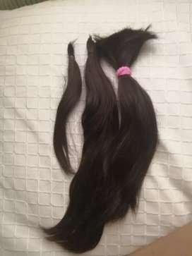 Se vende cabello natural