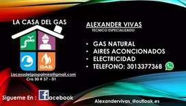 Gas Natural - servicio tecnico especializado