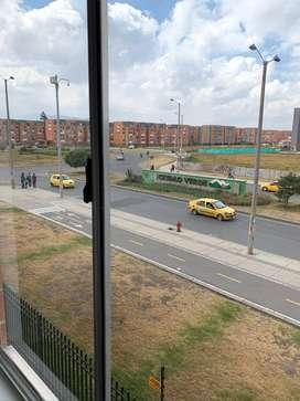 Apartamento para estrenar en Ciudad Verde, tres alcobas, dos baños.