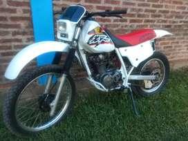 Honda Xr 200 mod. 98