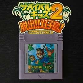 Juego SURVIVAL KIDS 2 para Nintendo Game Boy