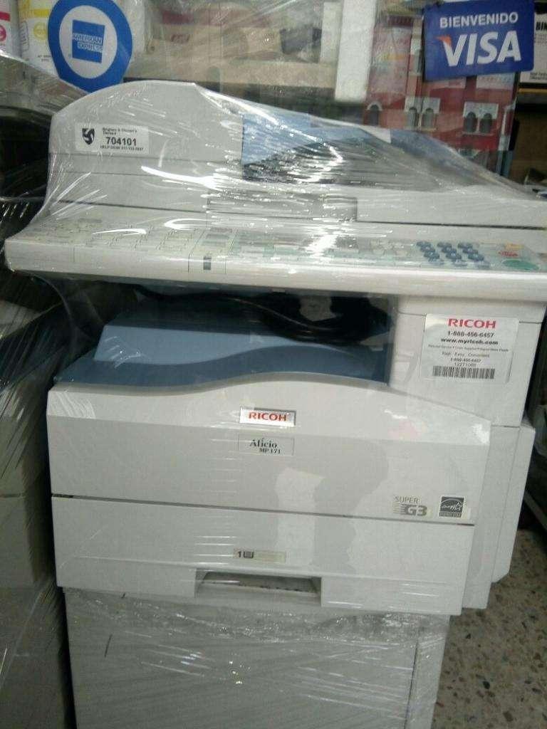 Fotocopiadora Rico Mp171 0