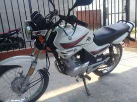 Vendo ybr impecable