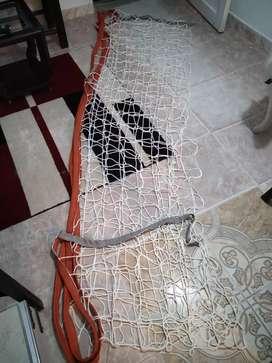 Malla de voleibol 9,4metros x 1 metro