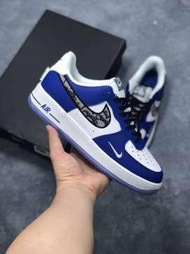 Tenis Nike Air Force One Low Dior