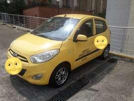 Taxi coopebombas con aire acondicionado