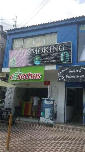 Venta de negocio de alquiler *EL SMOKING*