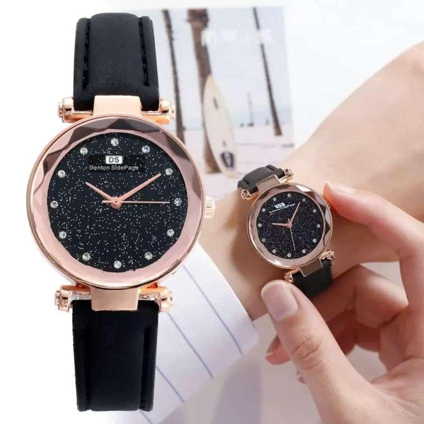 Reloj Universo Mujer Cuero, Ilusion Of Time Dama