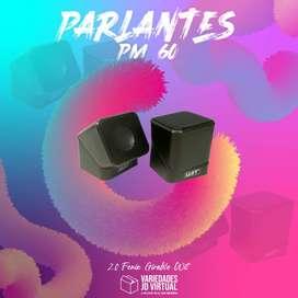 Parlante Wit PM-60 Conector 3,5mm Pc, Portátil Y Smartphone