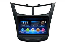 RADIO ANDROID CHEVROLET SAIL 1.5 - 1.4 PANTALLA ANDROID 9