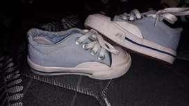 Zapatillas topper n21 poco usos precio charlable